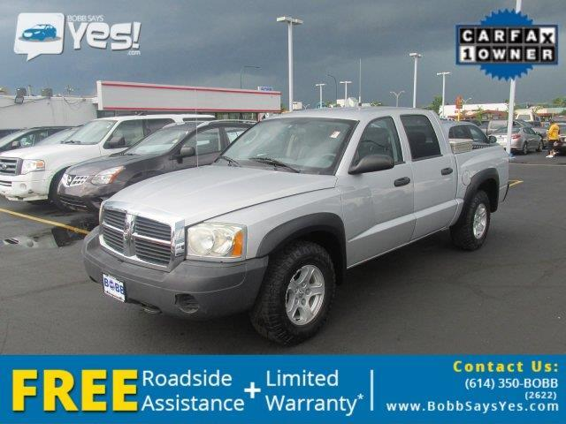 2007 Dodge Dakota ST ST 4dr Quad Cab 4x4 SB