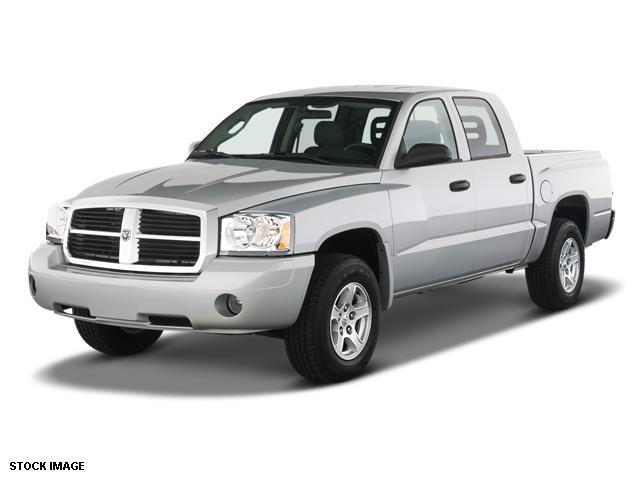 2007 Dodge Dakota ST ST 4dr Quad Cab SB