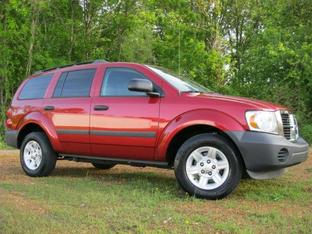 2007 dodge durango sxt for sale in savannah tennessee. Black Bedroom Furniture Sets. Home Design Ideas