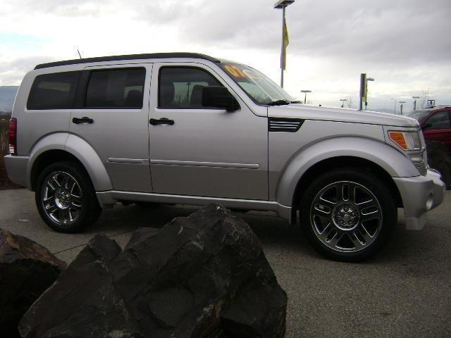 2007 dodge nitro 4dr 4x2 slt rt slt rt for sale in medford oregon classified. Black Bedroom Furniture Sets. Home Design Ideas