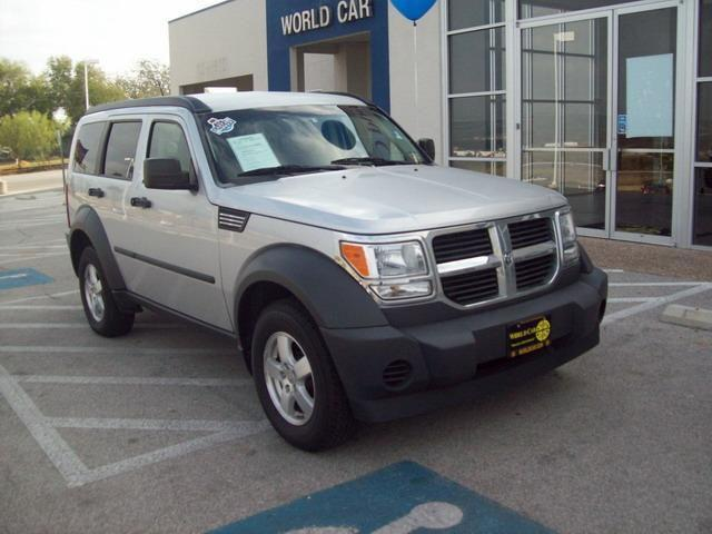 2007 dodge nitro sxt for sale in new braunfels texas classified. Black Bedroom Furniture Sets. Home Design Ideas