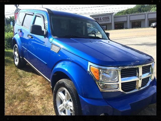 2007 dodge nitro sxt for sale in knoxville tennessee classified. Black Bedroom Furniture Sets. Home Design Ideas