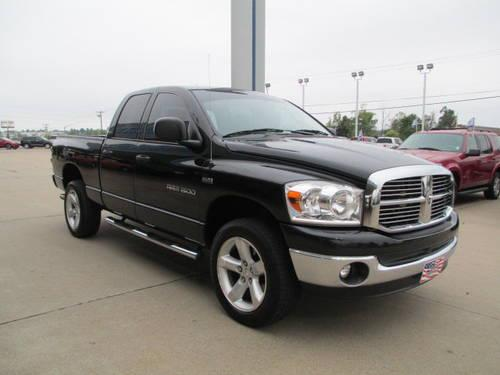 2007 dodge ram 1500 quad cab 4x4 hemi v8 month for sale in fayetteville arkansas classified. Black Bedroom Furniture Sets. Home Design Ideas