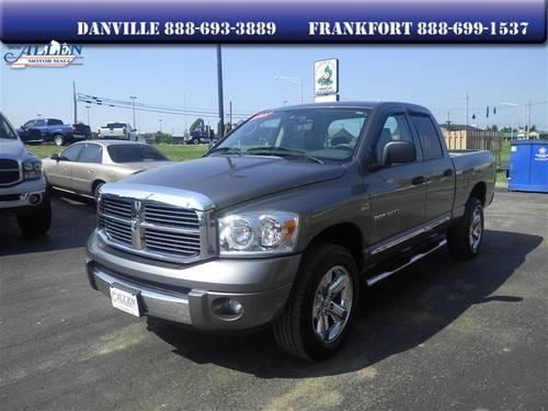 2007 dodge ram 1500 quad cab for sale in danville kentucky classified. Black Bedroom Furniture Sets. Home Design Ideas