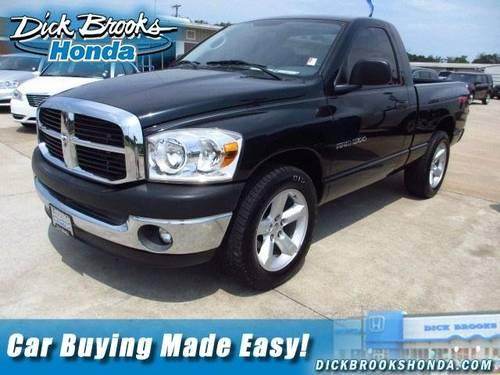 2007 dodge ram 1500 regular cab pickup slt for sale in greer south carolina classified. Black Bedroom Furniture Sets. Home Design Ideas