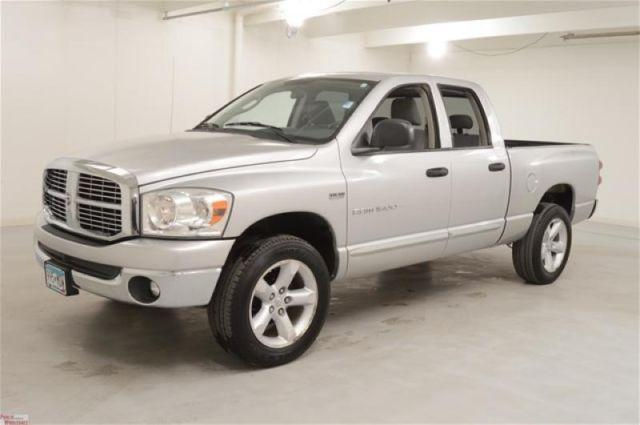 2007 dodge ram 1500 slt for sale in buffalo minnesota classified. Black Bedroom Furniture Sets. Home Design Ideas