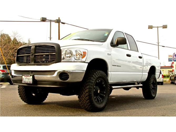 2007 dodge ram 1500 slt redding ca for sale in keswick california classified. Black Bedroom Furniture Sets. Home Design Ideas