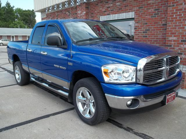 2007 dodge ram 1500 slt for sale in columbus nebraska classified. Black Bedroom Furniture Sets. Home Design Ideas