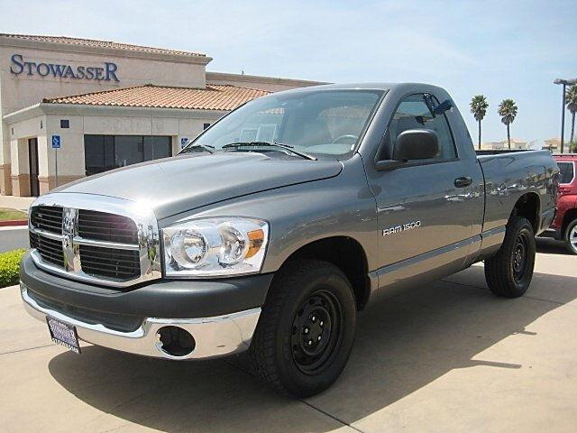 2007 dodge ram 1500 st for sale in santa maria california classified. Black Bedroom Furniture Sets. Home Design Ideas