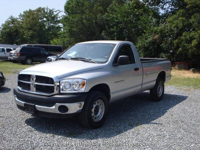 2007 dodge ram 1500 st for sale in purcellville virginia classified. Black Bedroom Furniture Sets. Home Design Ideas