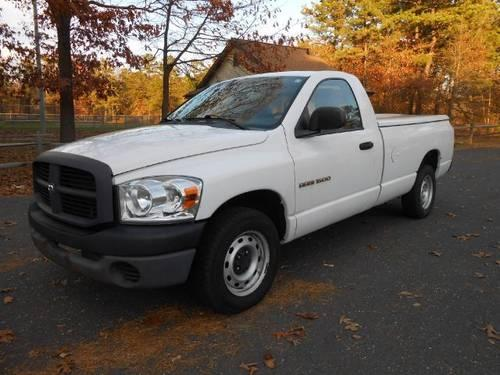 2007 dodge ram 1500 st long bed 2wd utility truck for sale in old bridge new jersey classified. Black Bedroom Furniture Sets. Home Design Ideas
