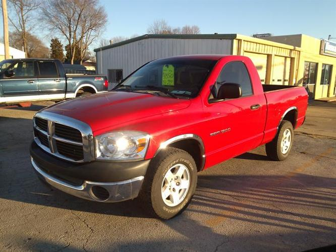 2007 dodge ram 1500 st springfield mo for sale in springfield missouri classified. Black Bedroom Furniture Sets. Home Design Ideas