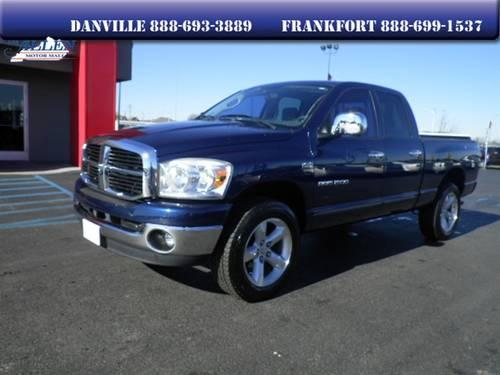 2007 dodge ram 1500 truck for sale in danville kentucky classified. Black Bedroom Furniture Sets. Home Design Ideas