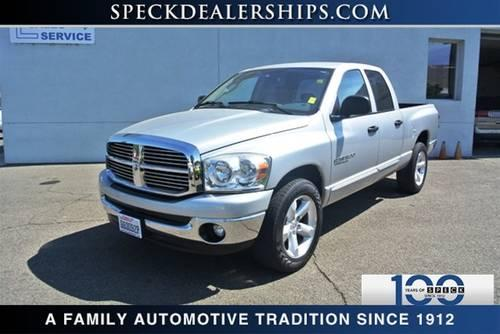 2007 dodge ram 1500 truck for sale in north prosser washington classified. Black Bedroom Furniture Sets. Home Design Ideas