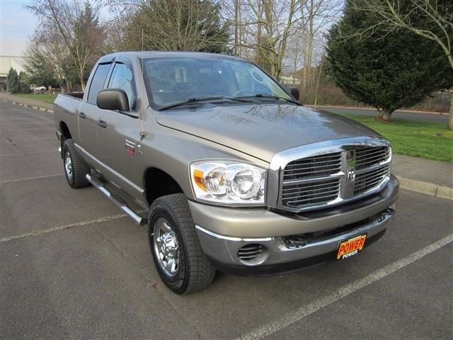 2007 dodge ram 2500 albany or for sale in albany oregon. Black Bedroom Furniture Sets. Home Design Ideas