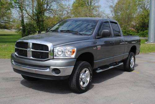 2007 dodge ram 2500 for sale in hendersonville tennessee classified. Black Bedroom Furniture Sets. Home Design Ideas