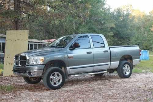 2007 Dodge Ram 2500 HD Quad Cab 4X4 Truck in Vernon, FL