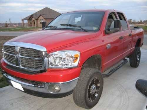 2007 dodge ram 2500 truck in joplin mo for sale in joplin missouri classified. Black Bedroom Furniture Sets. Home Design Ideas