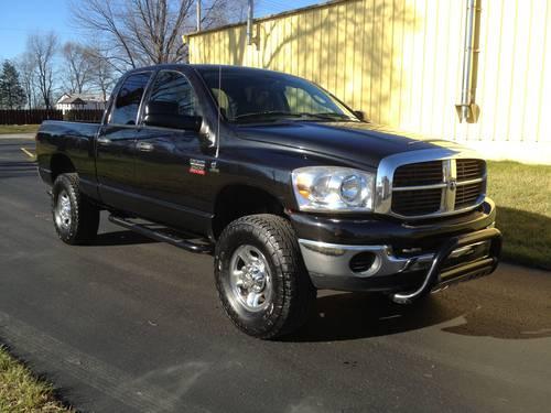 Dodge Ram Xlt Cummins Diesel Americanlisted