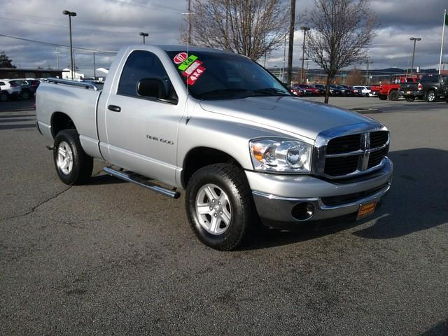 2007 Dodge Ram Pickup 1500 SLT SLT 2dr Regular Cab 4x4