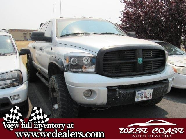 2007 dodge ram pickup 2500 laramie laramie 4dr mega cab. Black Bedroom Furniture Sets. Home Design Ideas