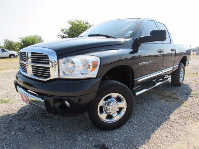 2007 dodge ram pickup 2500 laramie laramie 4dr quad cab 4x4 sb for sale in bonham texas. Black Bedroom Furniture Sets. Home Design Ideas