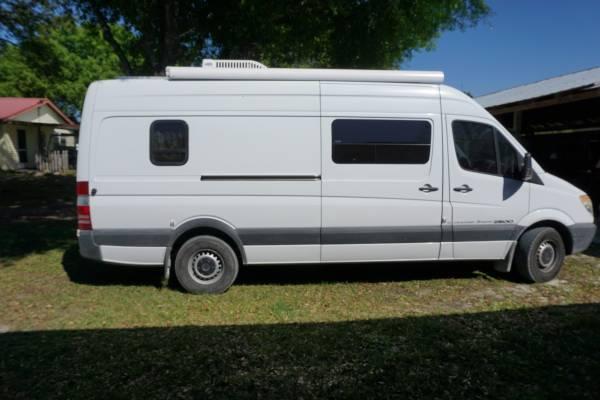 2007 Dodge Sprinter Van Conversion With Many