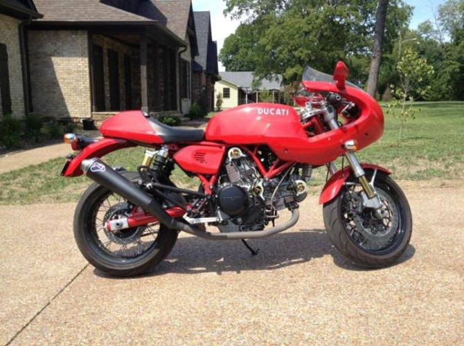 2007 ducati sport classic 1000 motorcycle for sale in nashville tennessee classified. Black Bedroom Furniture Sets. Home Design Ideas