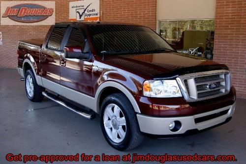 2007 f150 supercrew king ranch tonneau cover for sale in. Black Bedroom Furniture Sets. Home Design Ideas