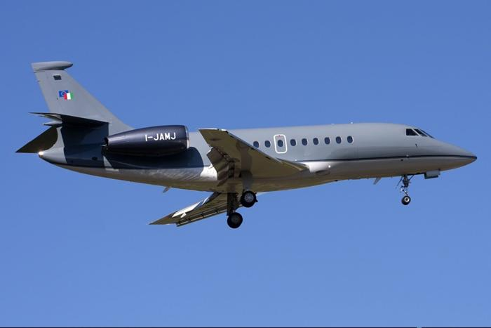2007 Falcon 2000EX EASy Price On Request