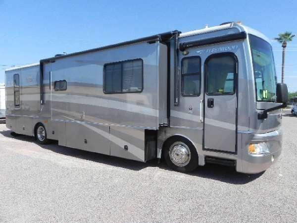 2007 Fleetwood Bounder 38s Pusher Diesel For Sale In Mesa