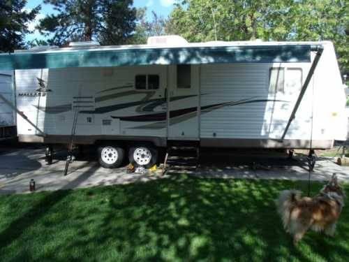Fleetwood Travel Trailers Spokane Wa
