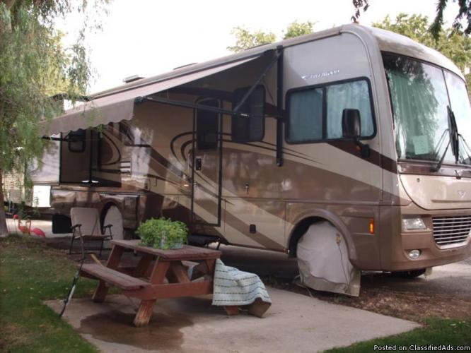 2007 Fleetwood Southwind32v For Sale In Bakersfield