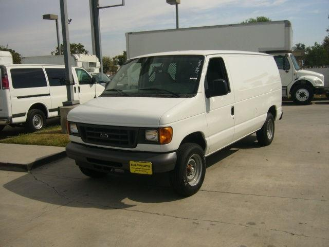 2007 ford e150 cargo van 2007 ford e150 cargo van in. Black Bedroom Furniture Sets. Home Design Ideas
