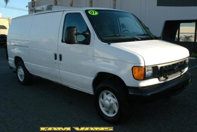 2007 ford econoline cargo van e 150 commercial for sale in. Black Bedroom Furniture Sets. Home Design Ideas