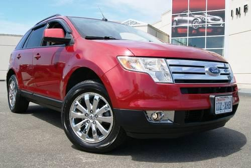2007 ford edge 4 door suv sel plus for sale in tacoma. Black Bedroom Furniture Sets. Home Design Ideas