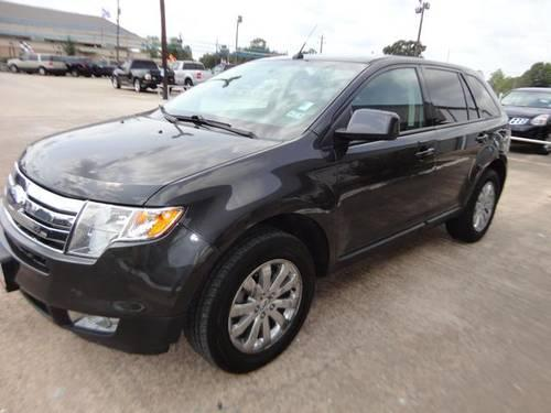 2007 ford edge 4d sport utility sel for sale in orange texas classified. Black Bedroom Furniture Sets. Home Design Ideas