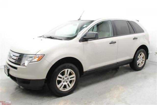 2007 ford edge se for sale in hopkins minnesota classified. Black Bedroom Furniture Sets. Home Design Ideas