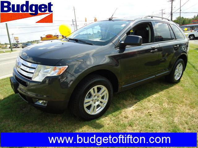 2007 ford edge sel plus for sale in tifton georgia classified. Black Bedroom Furniture Sets. Home Design Ideas