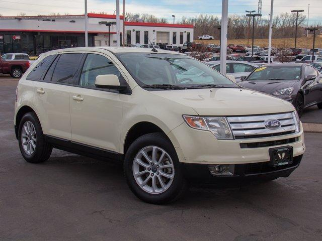 2007 Ford Edge SEL Plus AWD SEL Plus 4dr SUV