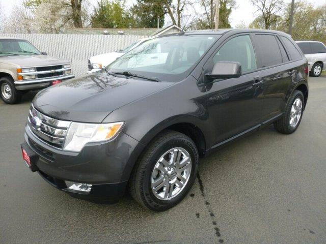 2007 ford edge sel plus awd sel plus 4dr suv for sale in albany oregon classified. Black Bedroom Furniture Sets. Home Design Ideas