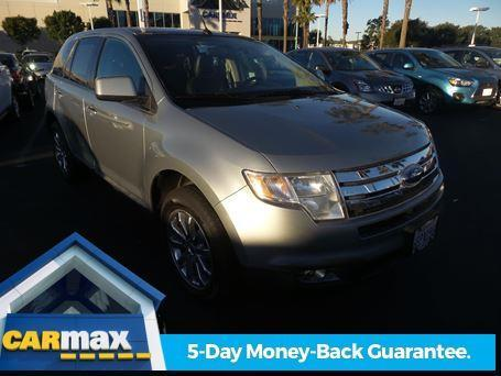 2007 Ford Edge SEL Plus SEL Plus 4dr SUV