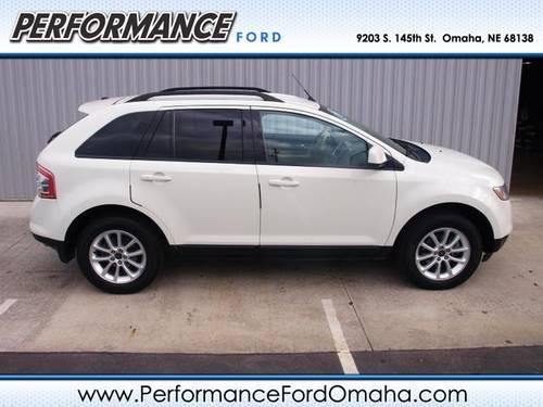 Ford Edge Sel Plus Suv Tow Package New Tires For Sale In Oakland Nebraska
