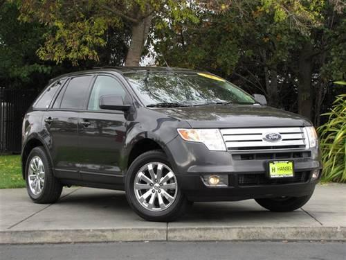 2007 ford edge suv sel 4x4 suv for sale in bloomfield. Black Bedroom Furniture Sets. Home Design Ideas