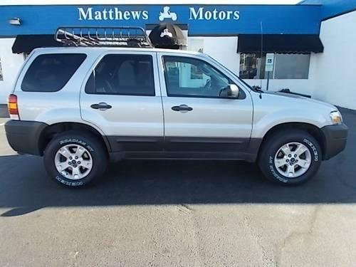 2007 ford escape sport utility xlt 4wd v6 for sale in for Matthews motors goldsboro nc