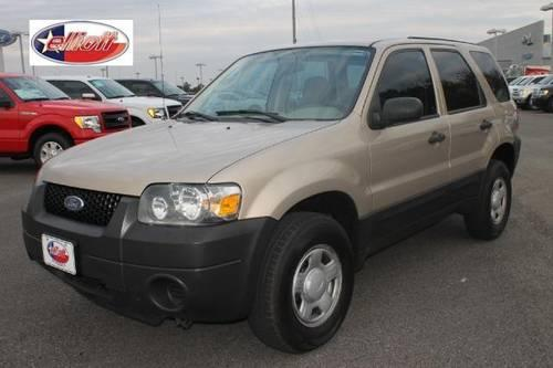 2007 ford escape suv for sale in mount pleasant texas classified. Black Bedroom Furniture Sets. Home Design Ideas