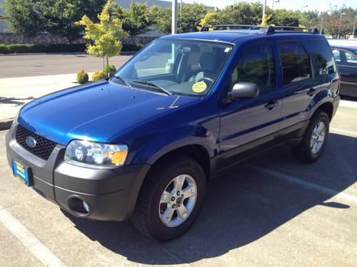2007 ford escape suv xlt 2 3l for sale in albany oregon. Black Bedroom Furniture Sets. Home Design Ideas