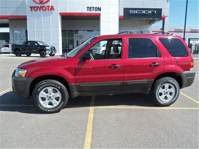 2007 ford escape xlt sport for sale in idaho falls idaho. Black Bedroom Furniture Sets. Home Design Ideas