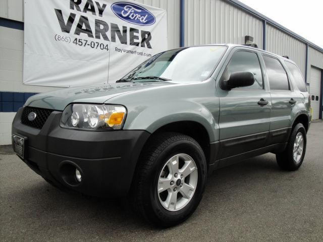 2007 ford escape xlt for sale in clinton tennessee classified. Black Bedroom Furniture Sets. Home Design Ideas