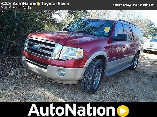 2007 ford expedition el for sale in austin texas classified. Black Bedroom Furniture Sets. Home Design Ideas